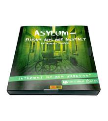 Asylum - Flucht aus der Anstalt