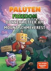 Freedom - Donnerwetter am Mount Schmeverest