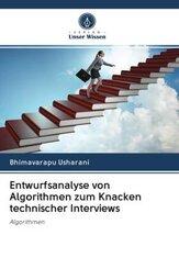 Entwurfsanalyse von Algorithmen zum Knacken technischer Interviews