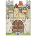 Trötsch Ritter und Burgen Malbuch
