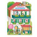 Trötsch Stickerbuch Stickerhaus Bauernhof