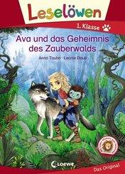 Leselöwen 1. Klasse - Ava und das Geheimnis des Zauberwalds
