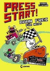 Press Start! - Bahn frei für Neo!