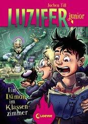 Luzifer junior (Band 9) - Ein Dämon im Klassenzimmer