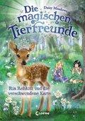 Die magischen Tierfreunde - Ria Rehkitz und die verschwundene Karte