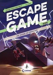 Escape Game Kids - Die Mumie ist erwacht