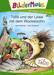 Bildermaus - Tafiti und der Löwe mit dem Wackelzahn