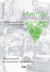Invertito. Jahrbuch für die Geschichte der Homosexualitäten: Invertito. Jahrbuch für die Geschichte der Homosexualitäten