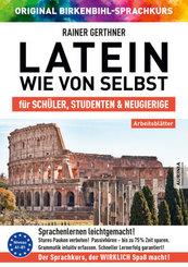 Arbeitsbuch zu Latein wie von selbst!