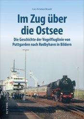 Im Zug über die Ostsee