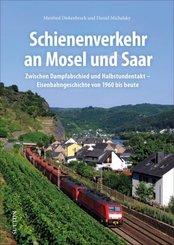 Schienenverkehr an Mosel und Saar