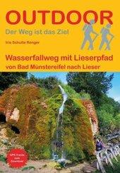 Wasserfallweg mit Lieserpfad