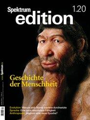 Spektrum edition - Geschichte der Menschheit