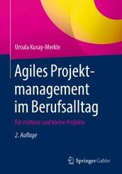 Agiles Projektmanagement im Berufsalltag