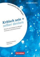 Themenbände Religion und Ethik - Religiöse und ethische Grundfragen kontrovers und schülerzentriert - Klasse 5-10
