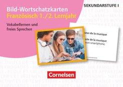 Bild-Wortschatzkarten Fremdsprachen Sekundarstufe I