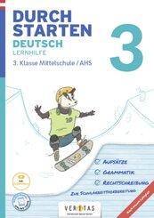 Durchstarten - Deutsch Mittelschule/AHS - 3. Klasse