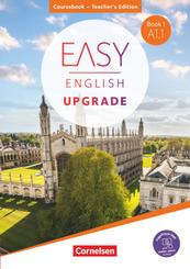 Easy English Upgrade - Englisch für Erwachsene - Book 1: A1.1