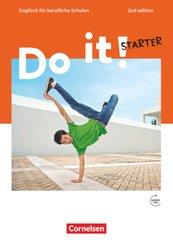 Do it! - Englisch für berufliche Schulen - 2nd edition - Starter Schülerbuch mit integriertem Workbook