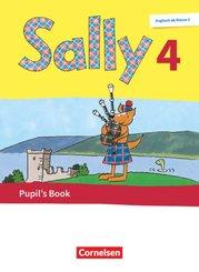 Sally - Englisch ab Klasse 3 - Allgemeine Ausgabe 2020 - 4. Schuljahr, Pupil's Book