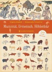 Mammut, Urmensch, Höhlenbär