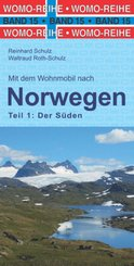 Mit dem Wohnmobil nach Norwegen, Der Süden