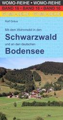 Mit dem Wohnmobil in den Schwarzwald und an den deutschen Bodensee