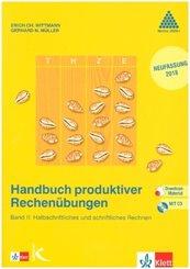 Handbuch produktiver Rechenübungen Band 2, m. 1 CD-ROM