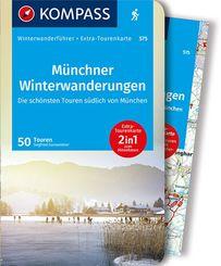 KOMPASS Wanderführer Münchner Winterwanderungen