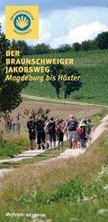 Wanderkarte Der Braunschweiger Jakobsweg
