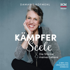 Kämpferseele - Hörbuch, Audio-CD,