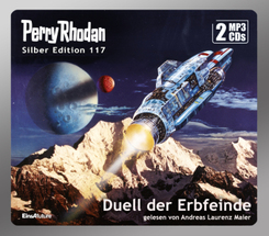 Perry Rhodan Silber Edition: Duell der Erbfeinde, 2 Audio-CD, MP3