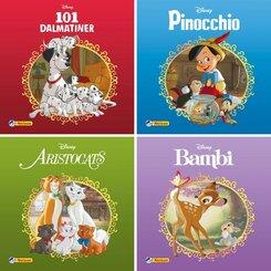Maxi-Mini Box: Disney Klassiker (20 Expl. (4 Titel))