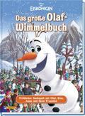 Disney Die Eiskönigin: Das große Olaf-Wimmelbuch