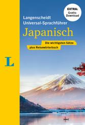 Langenscheidt Universal-Sprachführer Japanisch