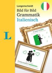 Langenscheidt Bild für Bild Grammatik Italienisch