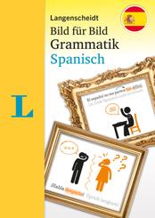 Langenscheidt Bild für Bild Grammatik Spanisch