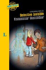 Langenscheidt Krimis für Kids - Detective Invisible - Kommissar Unsichtbar