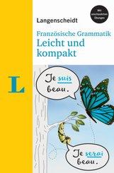 Langenscheidt Französische Grammatik Leicht und kompakt