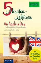 PONS 5-Minuten-Lektüren Englisch A2 - An Apple a Day