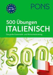 PONS 500 Übungen Italienisch; III