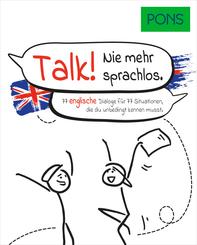 PONS Talk! Nie mehr sprachlos.