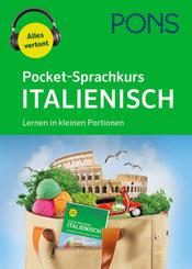 PONS Pocket-Sprachkurs Italienisch