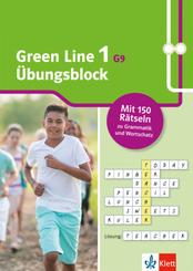 Green Line 1 G9 (ab 2019) Klasse 5 - Übungsblock zum Schulbuch
