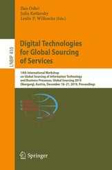 Digital Technologies for Global Sourcing of Services