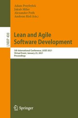 Lean and Agile Software Development