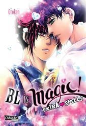 BL is magic! Special: Extra Spells