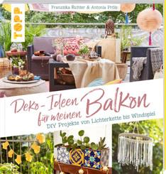 Deko-Ideen für meinen Balkon