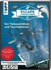 Escape Adventures AR - Augmented Reality. Von Tiefseeschätzen und Tauchstationen