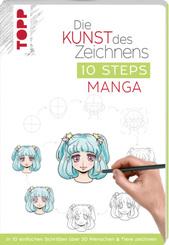 Die Kunst des Zeichnens 10 Steps - Manga